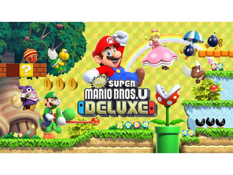Mehamai Dasar Permainan Super Mario Bros Deluxe