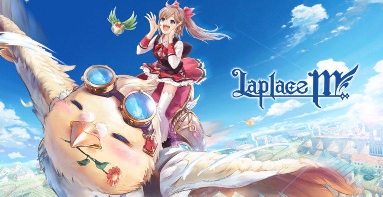 Game Laplace M