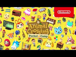Animal Crossing Pocket1