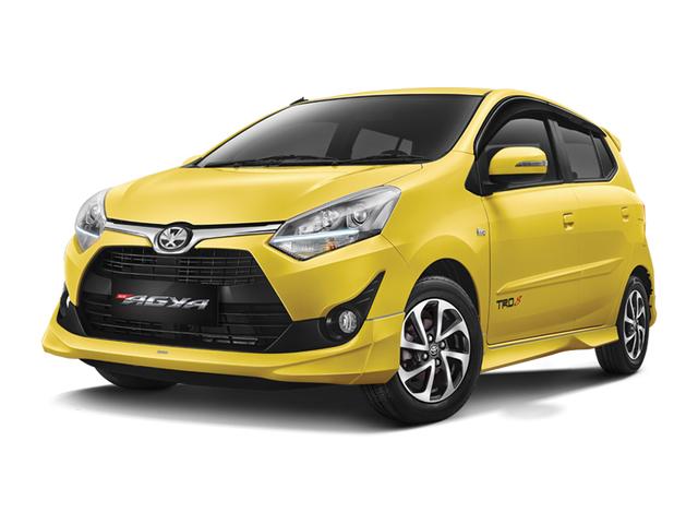 Jual Mobil Toyota Agya Varian Terbaru yang Menawarkan Banyak Keunggulan