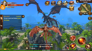 Cara Bermain Game Dragon Revolt