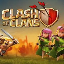Bermain Clash of Clans
