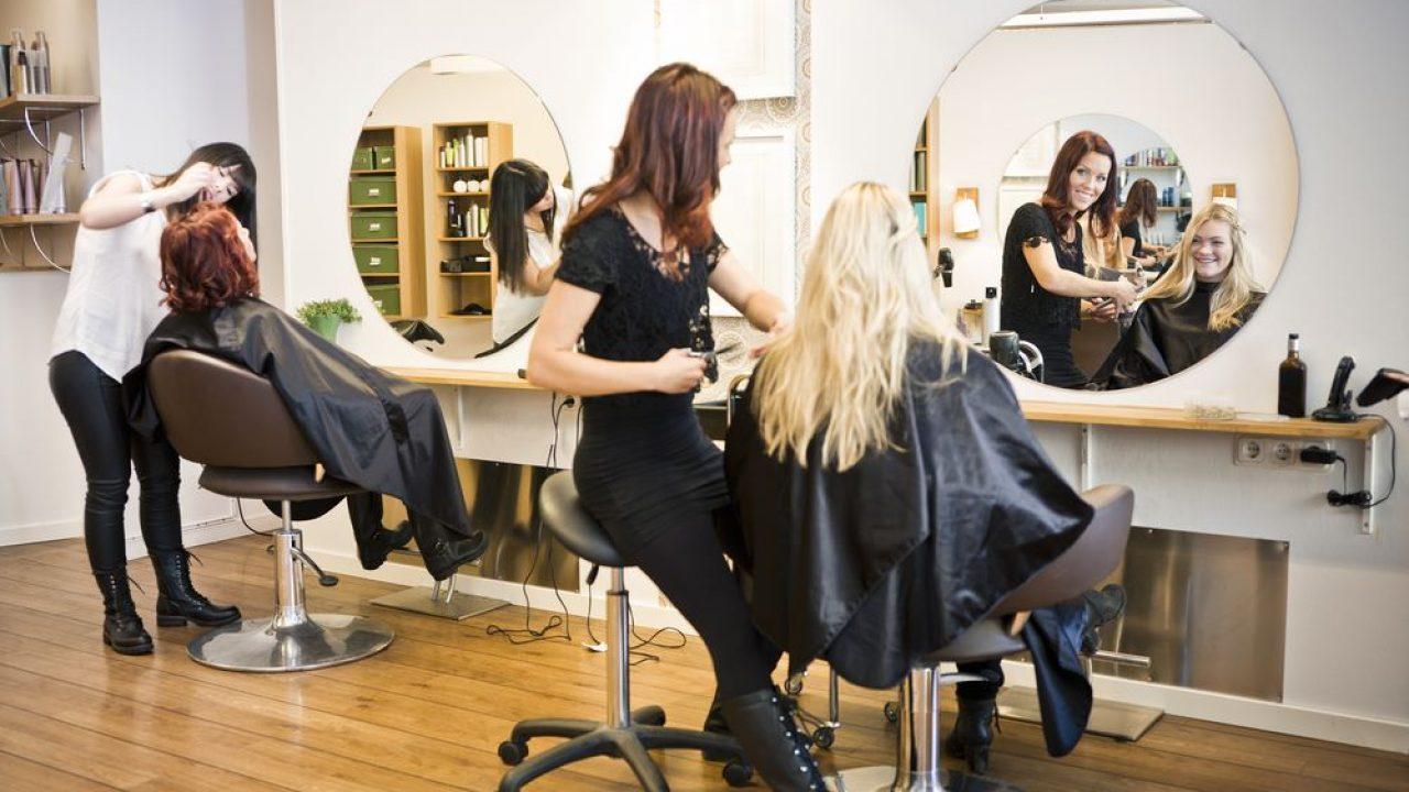 Membuka Salon Rambut