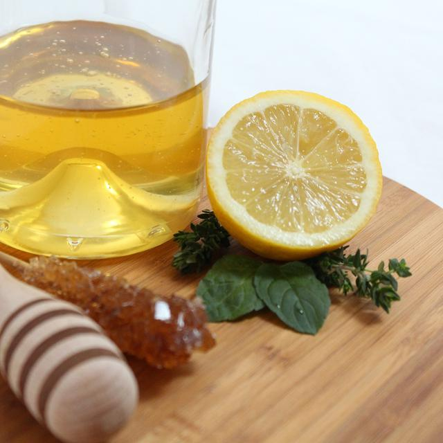 Lime and Honey for Diet