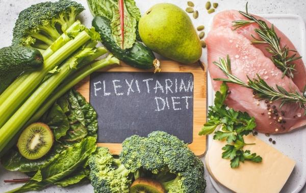 Flexitarian Diet Apart