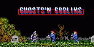 Ghost 'n Goblins Capcom