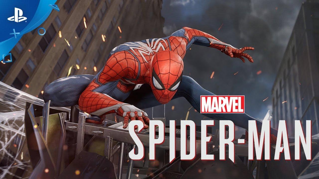Marvel's Spider Man PS4