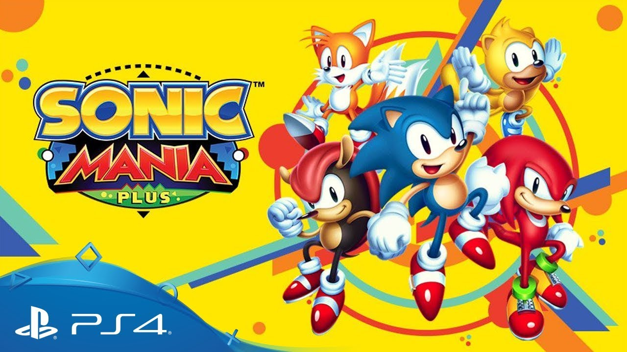 Ulasan Menarik tentan Game Sonic Mania Plus