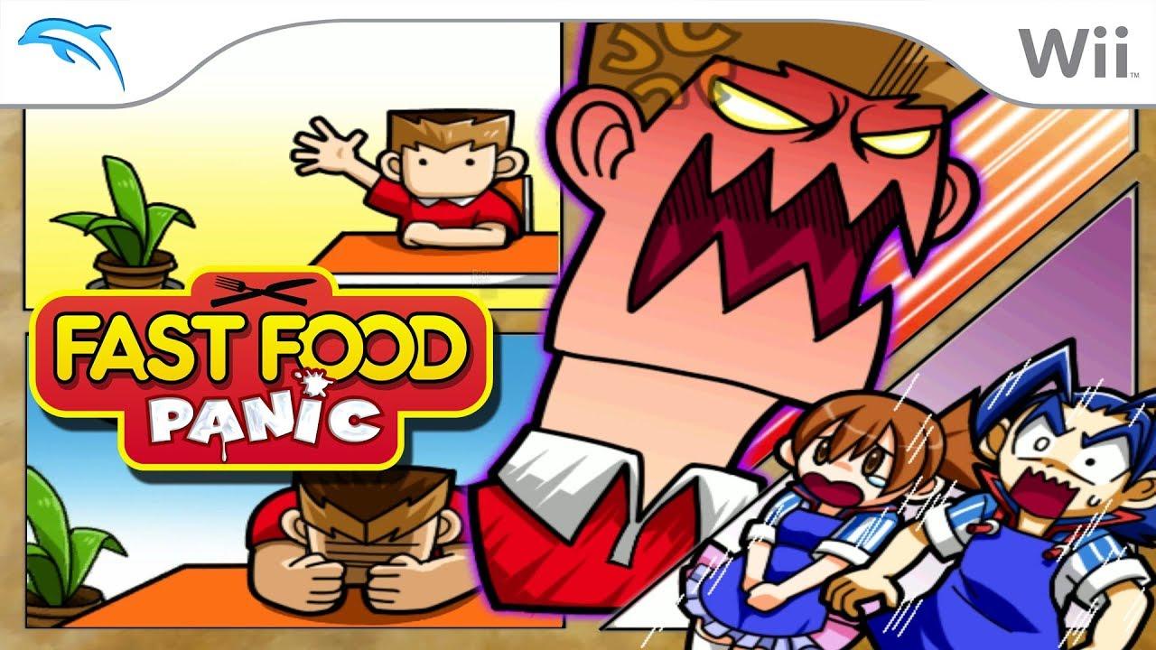 Ulasan tentang Fast Food Panic