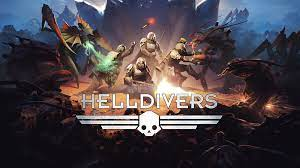 Game Helldivers