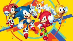 Game Sonic Mania Plus