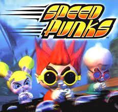 Speed Punk Racing