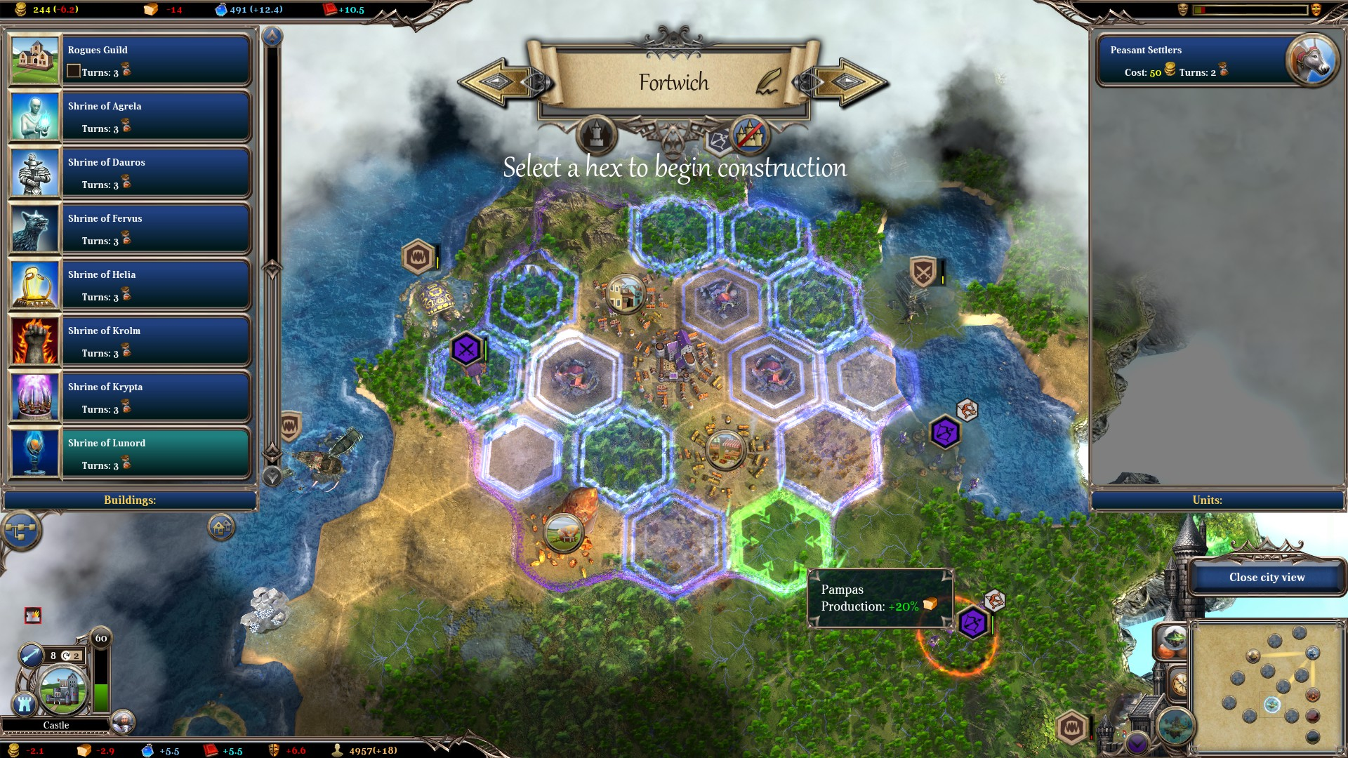 Game Warlock 2