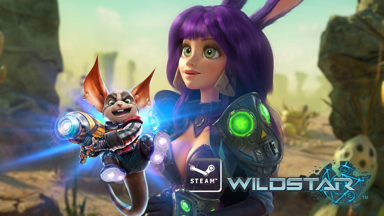Game Wild Star