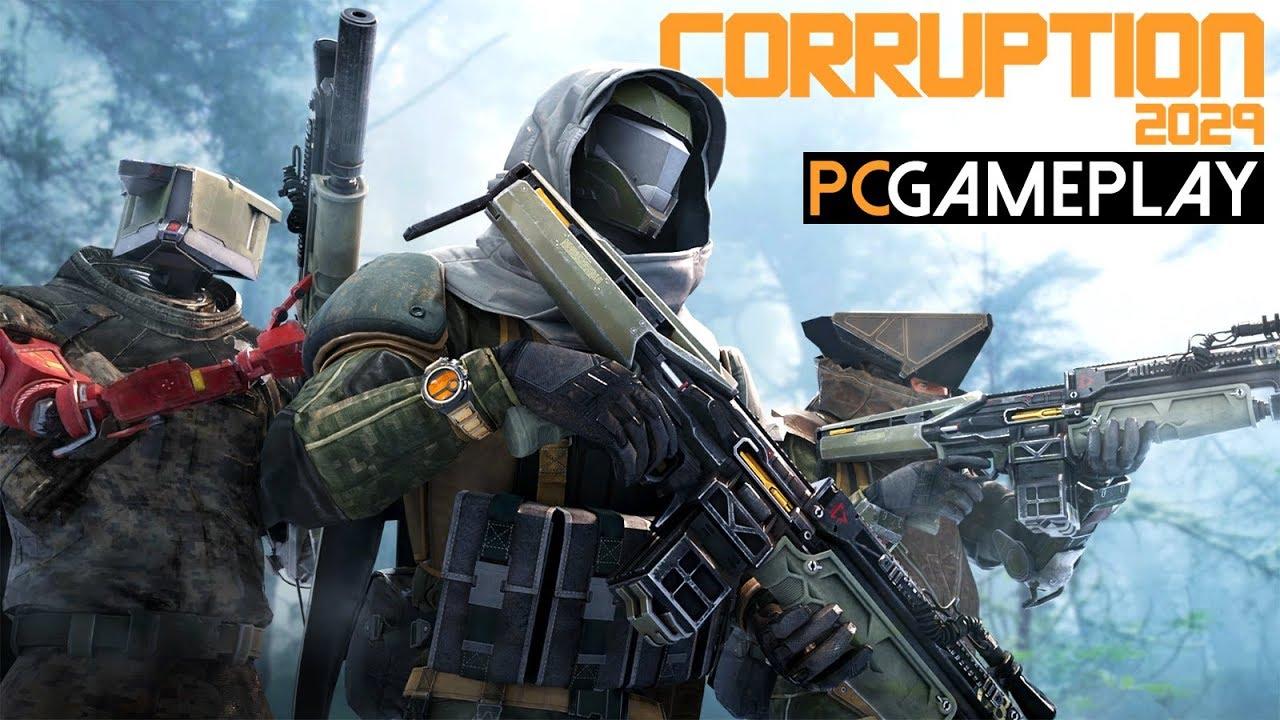 Coruption 2029