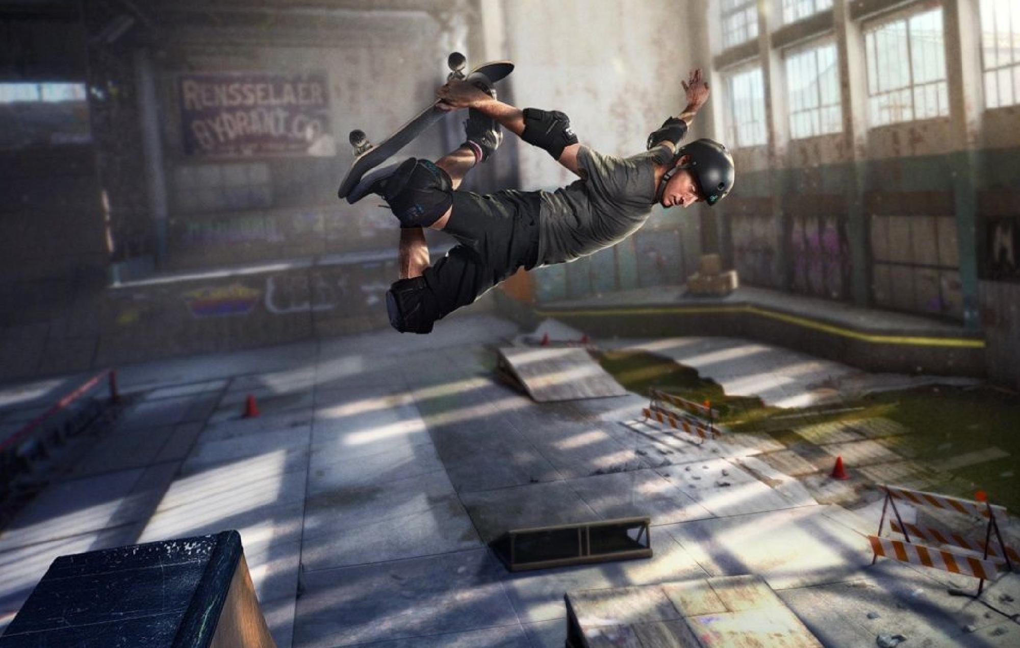Pro Skater Tony Hawk
