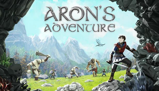 Game Aron's Adventure